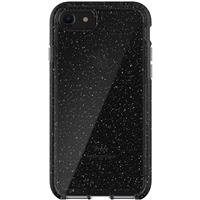 iPhone 7 Case Tech21 Evo Check Active Smokey Black، قاب آیفون 7 تک ۲۱ مدل Evo Check Active مشکی