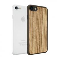 iPhone 8/7 Case Ozaki O!coat Jelly+wood 2 in 1 (OC721)، قاب آیفون 8/7 اوزاکی مدل O!coat Jelly+wood 2 in 1