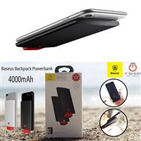 Power Bank Baseus BackPack 4000 ﴿ پاوربانک بیسوس مدل BackPack 4000 ﴾