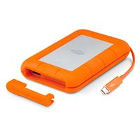 LaCie Rugged Thunderbolt USB-C 5TB STFS5000800، هارد اکسترنال لسي 5 ترابایت مدل Rugged Thunderbolt