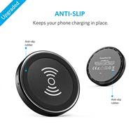 Wireless Charger Anker PowerPort Qi ﴿ شارژر بی سیم انکر مدل PowerPort Qi ﴾