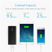 Power Bank Anker PowerCore+ 26800mAh A1374 ﴿ پاور بانک انکر 26800 میلی آمپر مدل A1374 ﴾